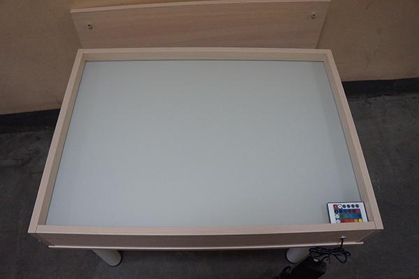 стекло стол для рисования песком