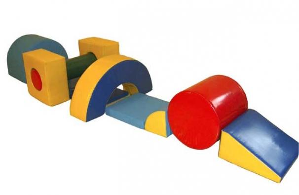 Полосы препятствий, спортивные модули-конструкторы