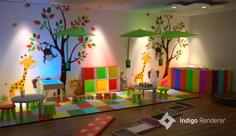 сенсорная комната для гиперактивных детей