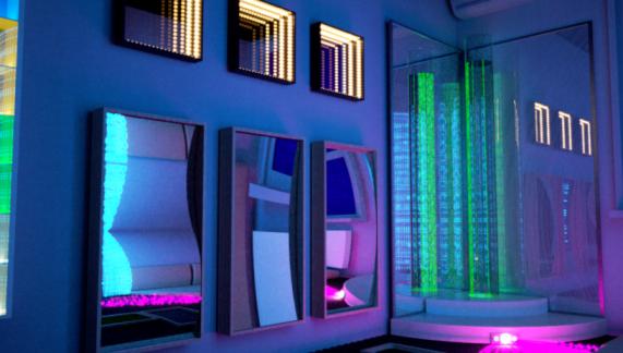 Зачем нужна сенсорная комната в детском саду?