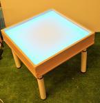 Стол для рисования песком RGB с ножками